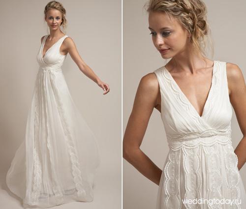 Прически под свадебные греческие платья