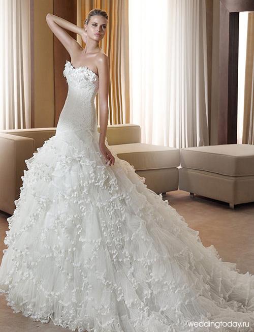 Pronovias Fantastica Свадебное Платье Волгоград 115