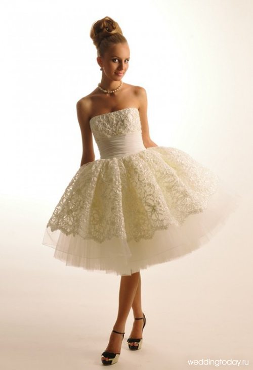 Короткие свадебные платья цены челябинск