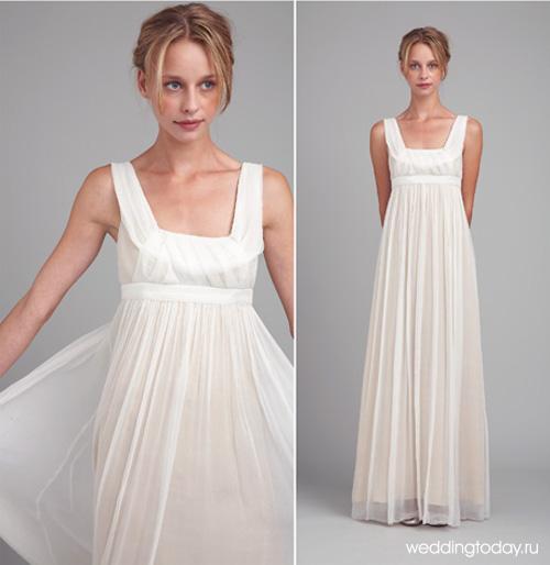 платье в пол для свидетельницы с выкройкой