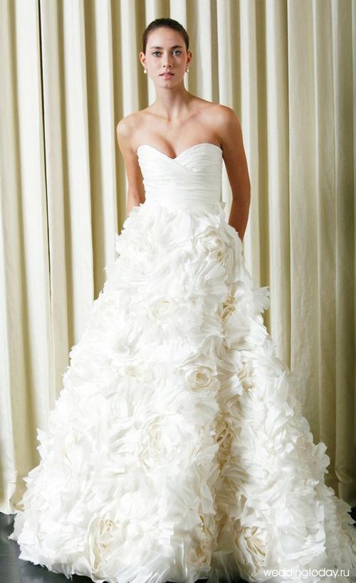 Wedding Saloon :: Свадебное платье - розочка - Свадебные платья и