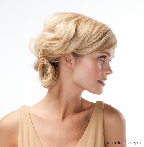 Как сделать прически на средние и на короткие волосы