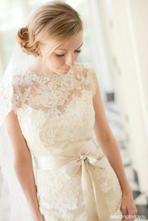 фасоны свадебных платьев картинки
