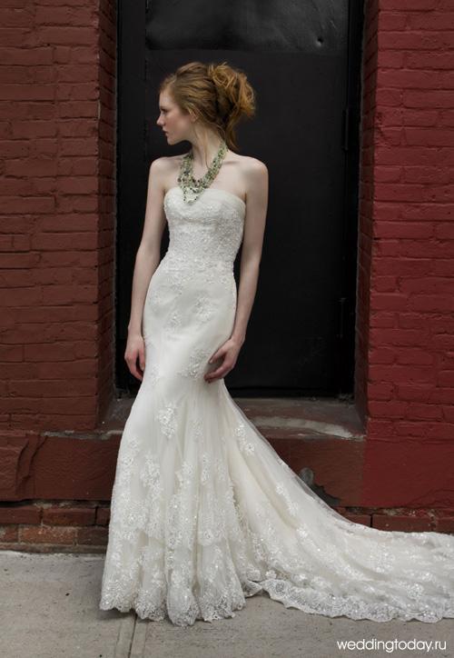 50% на испанские свадебные платья