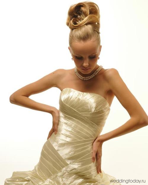 Комментарий: стиле ампир можно купить в москве в... Свадебные платья