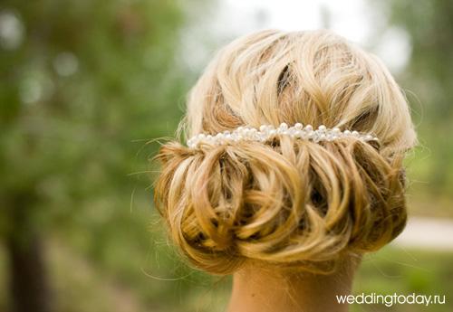 Причёски с добавлением волос