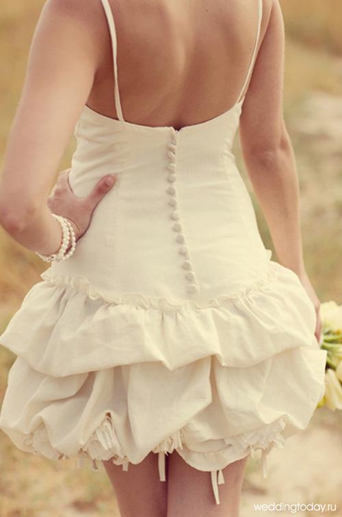 Как Покроить Короткую Пышную Юбку Для Свадебного Платья