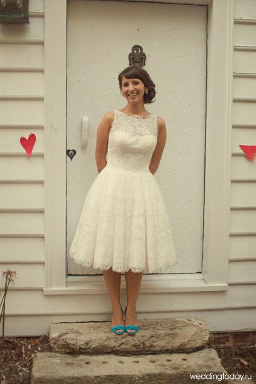 Свадебные платья в стиле ретро и винтаж.
