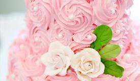 галерея свадебных тортов