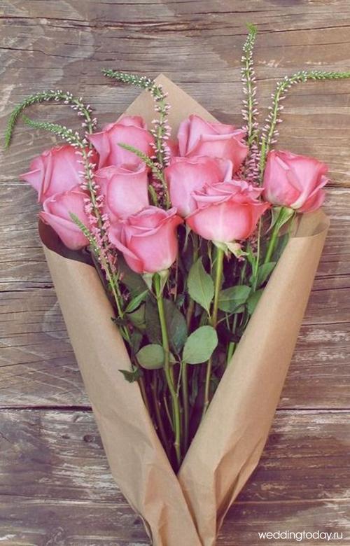 Каким цветом розы не дарят на свадьбу