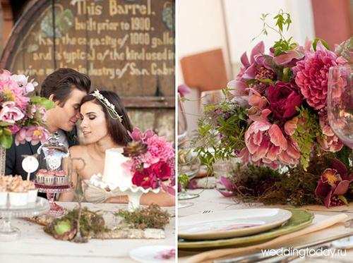 oformlenie-svadby-v-rozovom-cvete-3