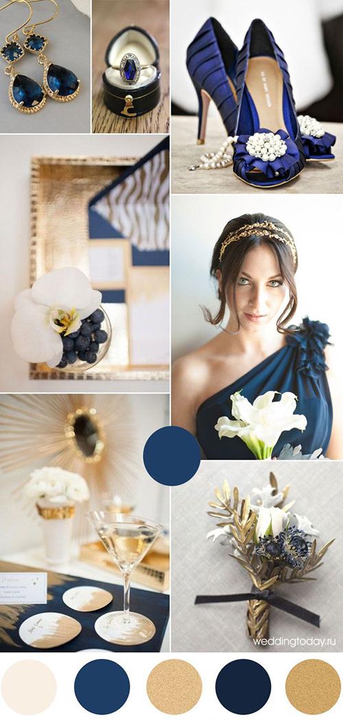 свадебные кольца с белым золотом