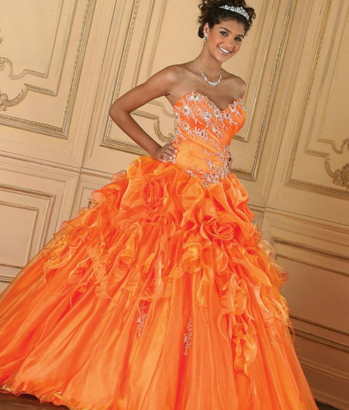 orange-wedding-dresses