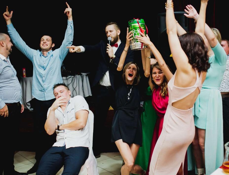Празднование свадьбы пошагово