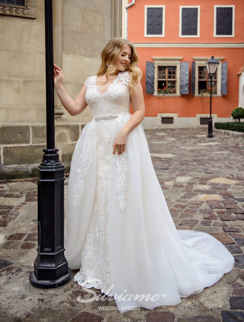 Свадебное платье трансформер от производителя